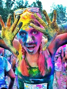 color me rad 5K run sept 29th @ the jacksonville equestrian center.  be there!