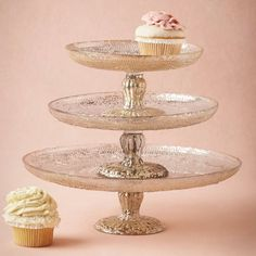Antiquitarian Cake Stand, from $18 at BHLDN