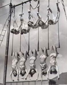 Цирк и циркачи 100 лет назад. ФОТО — УКРОП