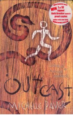 Outcast by Michelle Paver - S/Hand - Paperback