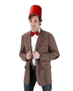 Adult Doctor Who Costume - Doctor Who - Spirithalloween.com