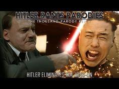 Hitler eliminates Kim Jong-un - YouTube