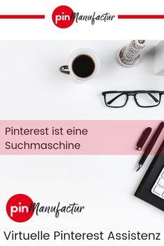 Warum benötigen Sie als Unternehmen einen Pinterest Account? Pinterest ist eine Suchmaschine und über einen gut kuratierten Account werden Sie gefunden.  #pinmanufactur #support #virtuellesassistenz Marketing Trends, Content Marketing, Online Marketing, Social Media Marketing, Im Online, Pinterest Pin, Pinterest Marketing, Entrepreneurship, Online Business