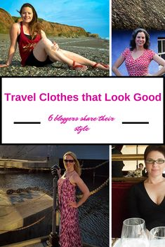 Let's face it,travel clothing doesn't necessarily have the most fashionable reputation. As far as I'm concerned whoever designs hiking pants that are flattering deserves a Nobel Prize. But you know what? There is better out there. Find out what 6 top travel bloggers wear to hit the road in style. www.casualtravelist.com