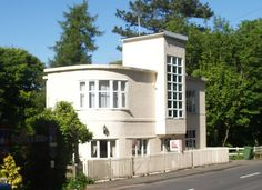 Art Deco style house Nr Onchan