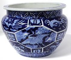 blue & white chinese porcelain