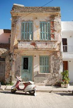 Crete, Greece: A Most Fantastic Building