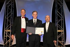STC Chicago's Tom Reed, Newly Designated STC Fellow. By Linda_Groups, via Flickr.