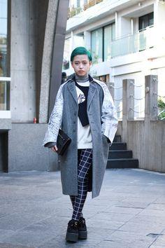 【ストリートスナップ】@Tracy Stewart Stewart Stewart Street of Harajyuku, Tokyo Fashionsnap.com | Fashionsnap.com