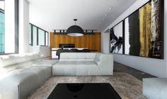 Obývacie izby | RULES Architekti