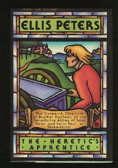 The Heretic's Apprentice (Brother Cadfael) by Ellis Peters http://www.amazon.com/dp/0892963816/ref=cm_sw_r_pi_dp_JGUXtb1BXVXVJ7RG