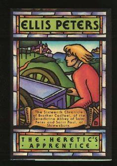 The Heretic's Apprentice (Brother Cadfael) by Ellis Peters http://www.amazon.com/dp/0892963816/ref=cm_sw_r_pi_dp_JGUXtb1BXVXVJ7RG