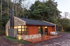 Gallery of Lake House / Cadi Arquitetura - 16