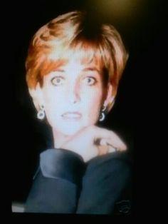 Rare photo of Princess Diana.  flickr