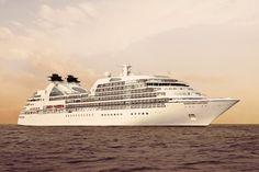Seabourn Odyssey at Sea