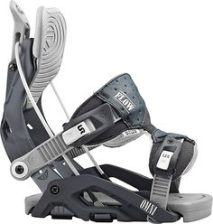 Flow Omni Fusion Snowboard Binding - Women's Snowboard Bindings -Women's Snowboarding - Rear Entry Bindings - Winter 2015/2016 - Christy Sports
