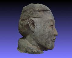 Los Guerreros de Xian fueron modelados uno a uno como una serie de retratos individuales