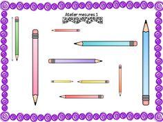 Ateliers autonomes mesures - CE Montessori Math, Math Literacy, Maths 3e, Cursive Handwriting Practice, New Job, Teaching, Education, Cycle 2, Grade 3