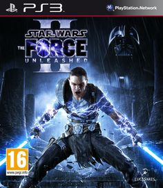 Star Wars: The Force Unleashed II (2010), PS3