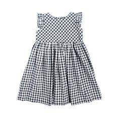 'Elizabeth' Gingham Dress – cuteheads