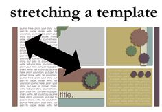 My favorite template trick - stretching a template