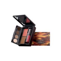 Glam to go - Cheek eye and lip travel case by Laura Mercier