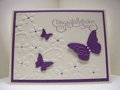 Krysta's Congratulations card by RubberLady603 - Cards and Paper Crafts at Splitcoaststampers