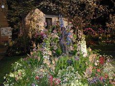 Tranquility - Fairmount Park Commission - 2002 Philadelphia Flower Show Photo Gallery