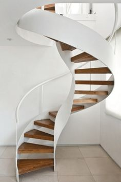 There's something mystical in Spiral stairs.