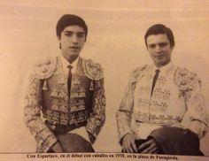 EMILIO MUÑOZ y ESPARTACO
