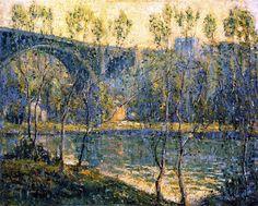 The Athenaeum - Spring Morning (Ernest Lawson - ) Urban Landscape, Landscape Art, Landscape Paintings, Landscapes, Art Nouveau, Ashcan School, American Impressionism, Art Students League, Impressionist Landscape