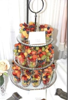 Ideas for party food ideas for adults entertaining desserts - Party Dress {. - Part - Party Dessert Party, Snacks Für Party, Party Desserts, Appetizers For Party, Luau Party, Fruit Party, Parties Food, Party Summer, Dessert Tables
