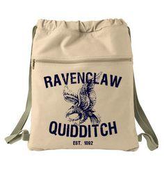 Harry Potter Ravenclaw w/Eagle Cinch Pack Rucksack