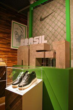 Representing Nike in Brasil! Just like we did in Peru :)