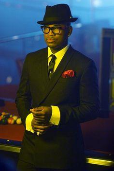 singer, ne-yo, rapper, classic suit, man, fashion