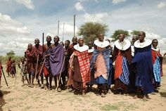 Maasai Cultural Dance