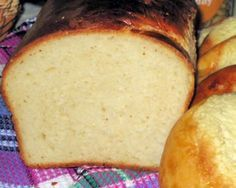 Milk Bread - Old Style & Favourite South-African Recipes