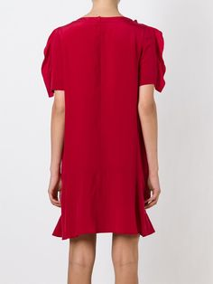 See By Chloé sleeve flounces dress