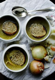 Old Fashioned French Onion Soup Recipe