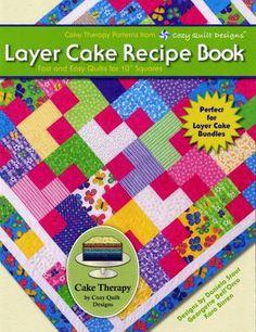 Layer Cake Recipe Book CQD04004