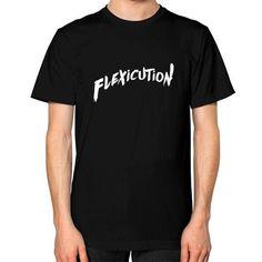 Flexicution Unisex T-Shirt (on man)