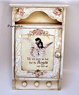 Krabičky - Skrinka na klúče - 6827145_