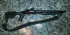 Dual Jacket Hollow Tip Slugs and Hornady 00 Zombie Buck Shot. Mossberg Shotgun, Mossberg 500, Mossberg Maverick 88, Home Protection, Cool Guns, Weapons Guns, Self Defense, Tactical Gear, Usmc