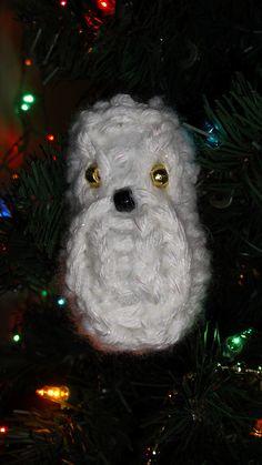 Owl Ornament pattern by Scarlett Royal
