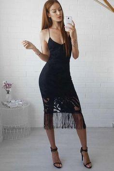 MIRANDA LACE MEETS BANDAGE DRESS