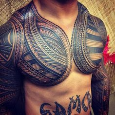 Beautifull Samoan Tattoo