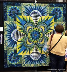 Moose Bay Muses: Amazing Feats of Quilting!