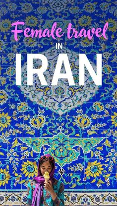 The female traveler's code of conduct for Iran Are you a woman interested in traveling to Iran? Here's what to expect and what you should keep in mind when traveling as a female in Iran. Read on for all kinds of tips and advice! Iran Travel, Asia Travel, Eastern Travel, Slow Travel, Instagram Inspiration, Travel Inspiration, Voyage Iran, Abu Dhabi, Places To Travel