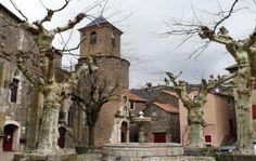 Part of an old Templar commandry, Sainte-Eulalie-de-Cernon, France. 12th c.