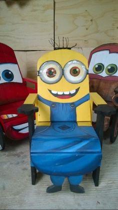 Sillones, sillas infantiles decorados. | Merida | Vivanuncios | 112699372